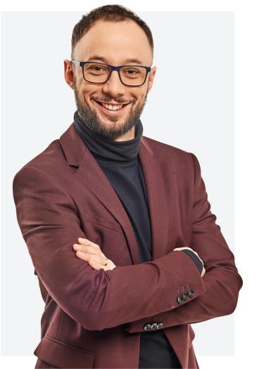 Andrzej Krótki, konsultant strategiczny lean
