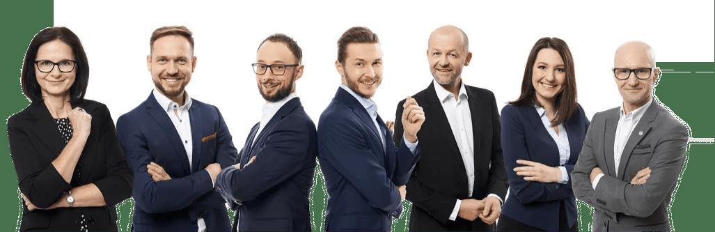zespół konsultantów lean firmy Lean To Win