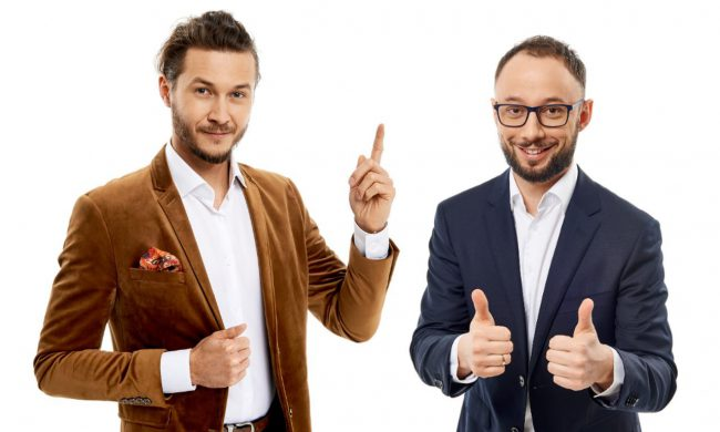 Kamil Radom, Andrzej Krótki, Lean to Win